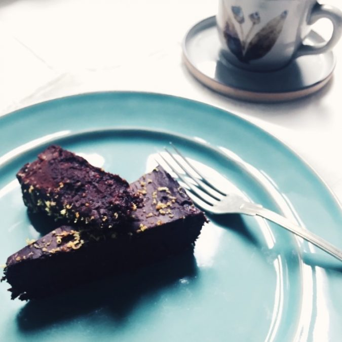 Brownies Iswari
