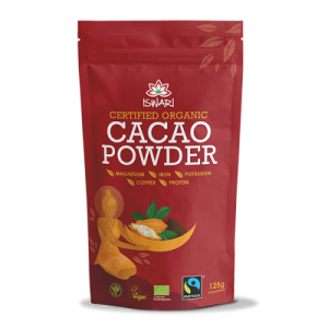 Raw Cacao Powder Iswari