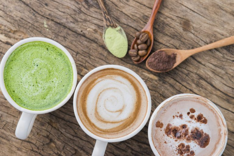 Sustitutos del café que son mejores para tu salud