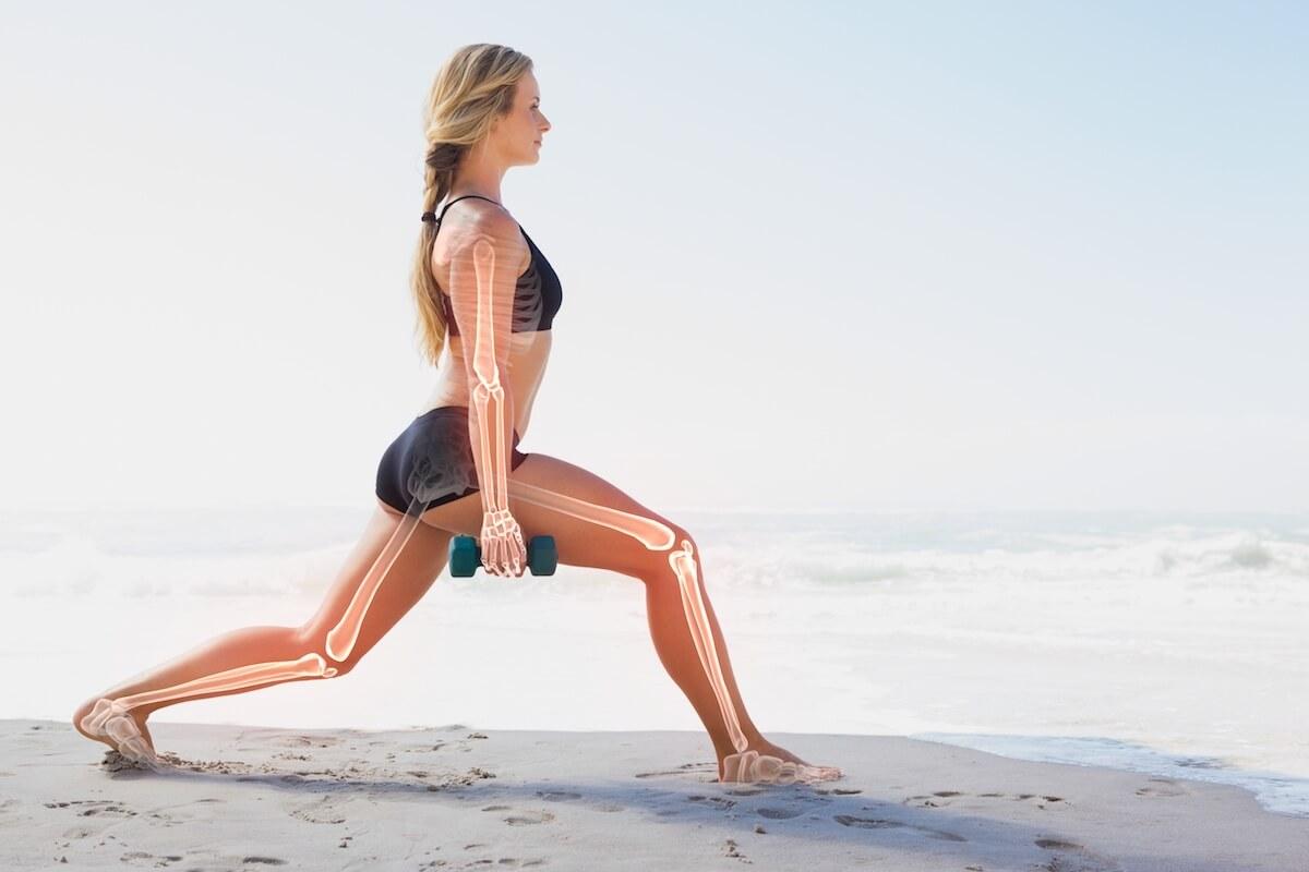 Superalimentos e saúde dos ossos