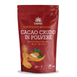 Cacao crudo in polvere Iswari
