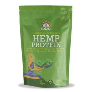 Hemp protein Iswari