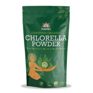 Chlorella Powder Iswari