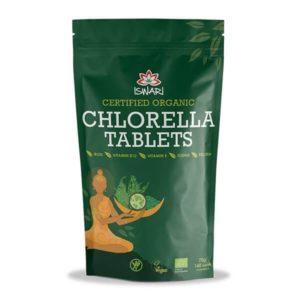 Chlorella Tablets Iswari