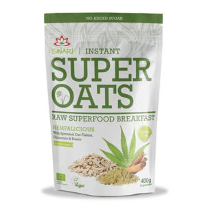 Super Oats Hemp Iswari